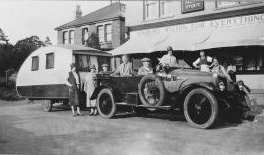 1930 Saw A Change Almost Overnight To The Streamlined Shape Much Of Exterior Character And Charm Disappeared Although Interiors Remained In